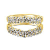 1 ct. tw. Diamond Ring Enhancer in 14K Yellow Gold