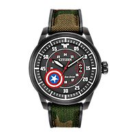 Citizen® Eco-Drive™ Marvel Captain America Men's Watch