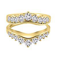 1 1/2 ct. tw. Diamond Ring Enhancer in 14K Yellow Gold