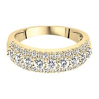 1 1/4 ct. tw. Diamond Band in 14K Yellow Gold
